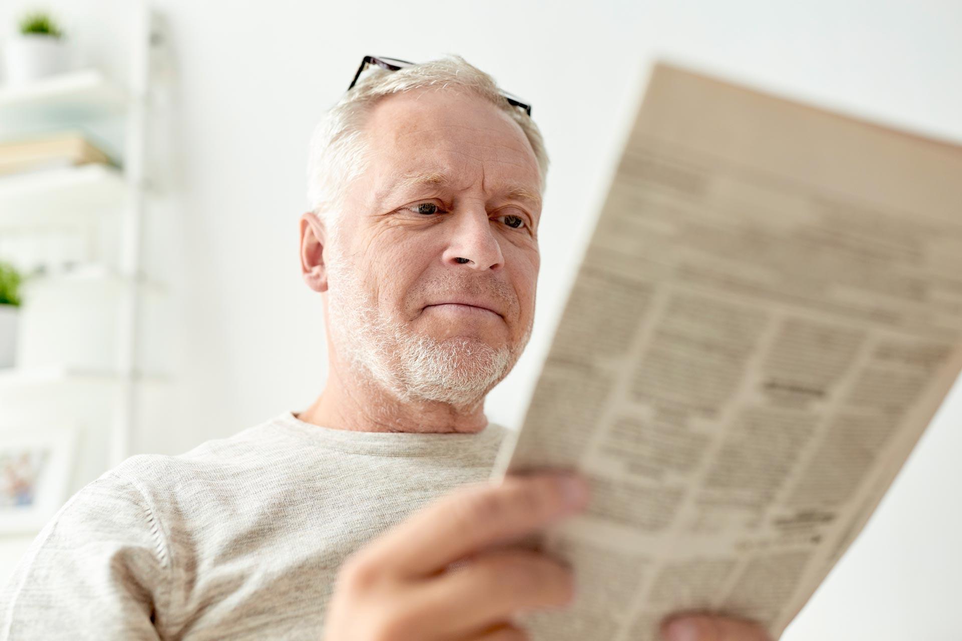 Maailma lukee ihmisen kokoisia uutisia