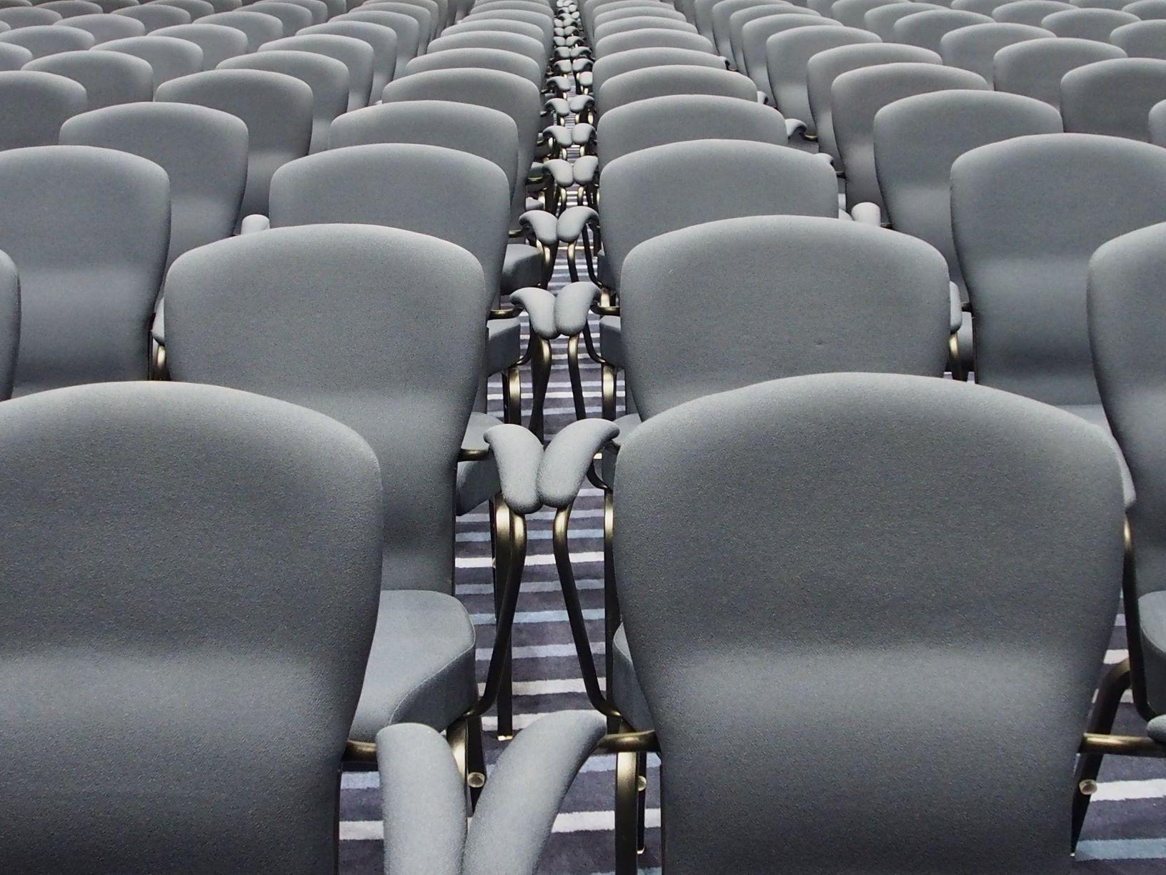 Menetkö valmistautumattomana yleisön eteen?