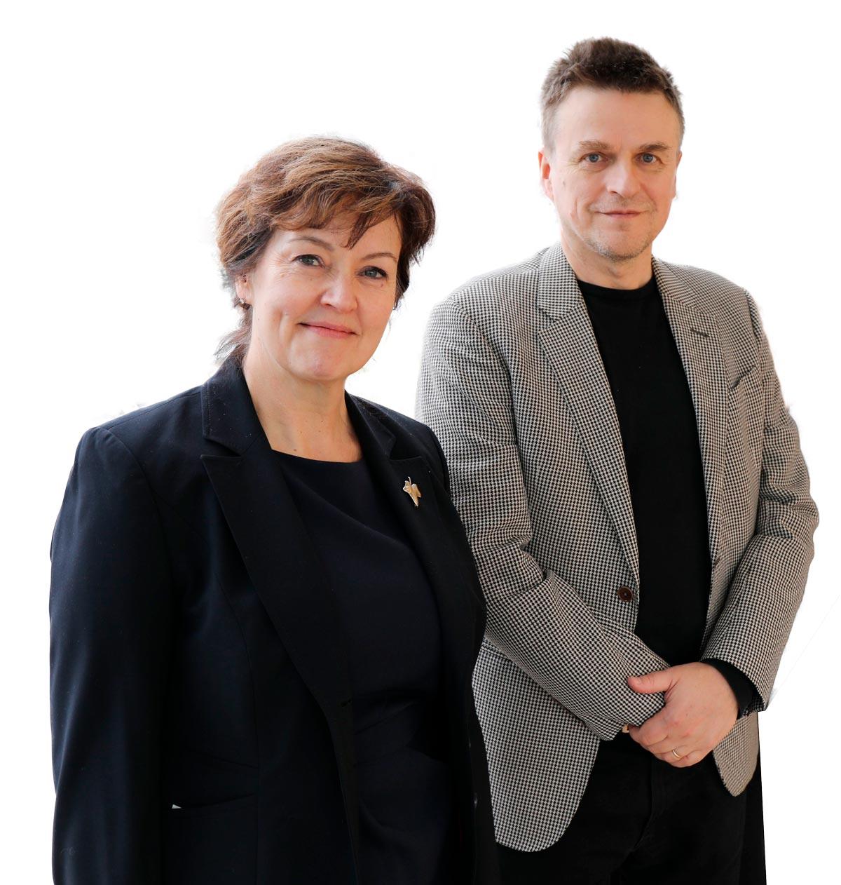 Helena Aatinen, Risto Pennanen